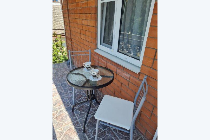 Студия с мини-кухней и балконом., улица Пушкина, 38, Геленджик - Фотография 8