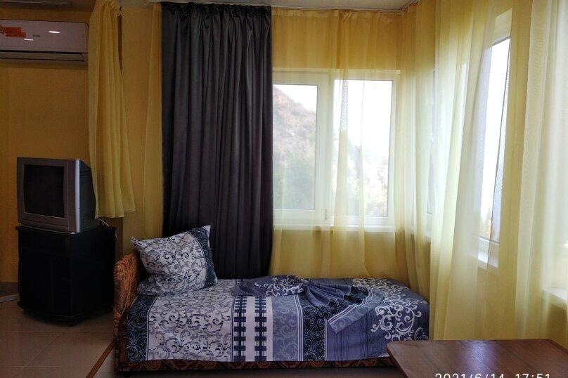 Отдельный семейный коттедж, 30 кв.м. на 3 человека, 1 спальня, Лучистая улица, 14, Рыбачье - Фотография 5