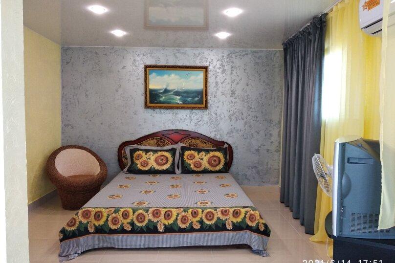 Отдельный семейный коттедж, 30 кв.м. на 3 человека, 1 спальня, Лучистая улица, 14, Рыбачье - Фотография 6