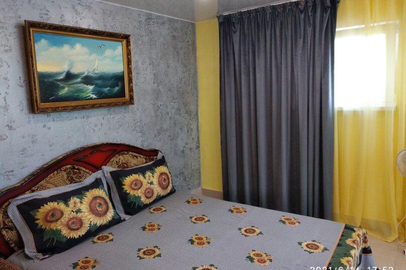Отдельный семейный коттедж, 30 кв.м. на 3 человека, 1 спальня, Лучистая улица, 14, Рыбачье - Фотография 7