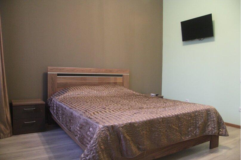 Двухместный номер с кроватью king size, улица Дружбы, 22-В, Азов - Фотография 1