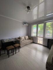 1-комн. квартира, 30 кв.м. на 5 человек, Заречная улица, 7Б, Ольгинка - Фотография 1