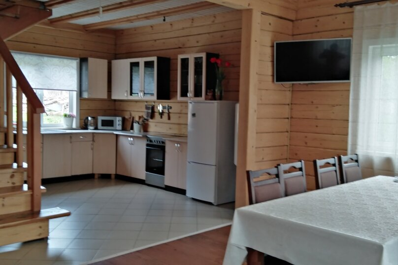 Дом у реки Катунь, 130 кв.м. на 8 человек, 4 спальни, Береговая улица, 6, Манжерок - Фотография 22