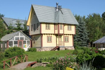 Дом, 100 кв.м. на 10 человек, 1 спальня, Козельское, Солнечная, 42, Боровск - Фотография 1