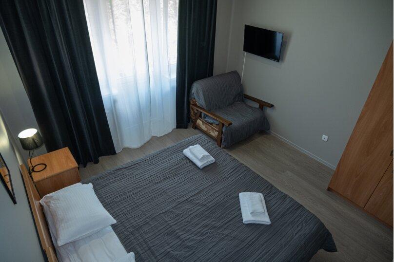 """Вилла """"Уютная"""", Ачишховский переулок, 9 на 22 комнаты - Фотография 56"""