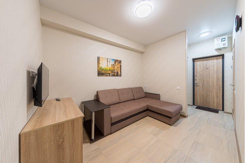 1-комн. квартира, 28 кв.м. на 4 человека, Полтавская улица, 54, Сочи - Фотография 3