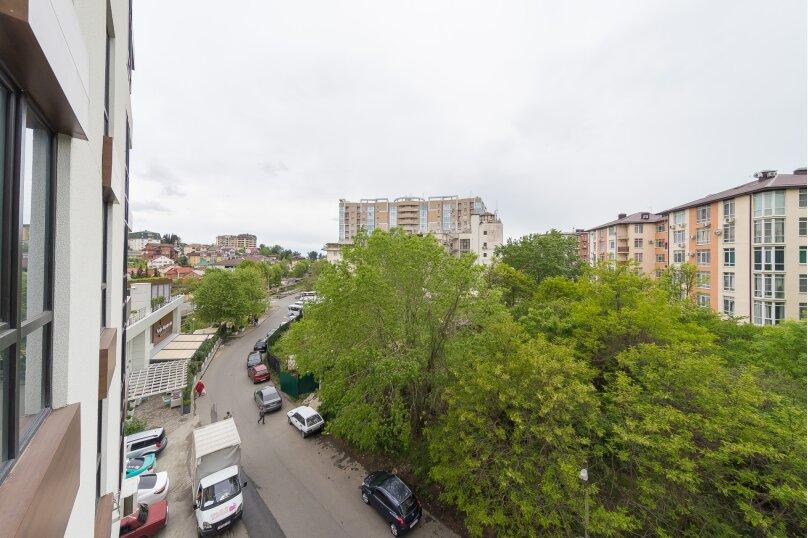 1-комн. квартира, 28 кв.м. на 4 человека, Полтавская улица, 54, Сочи - Фотография 9