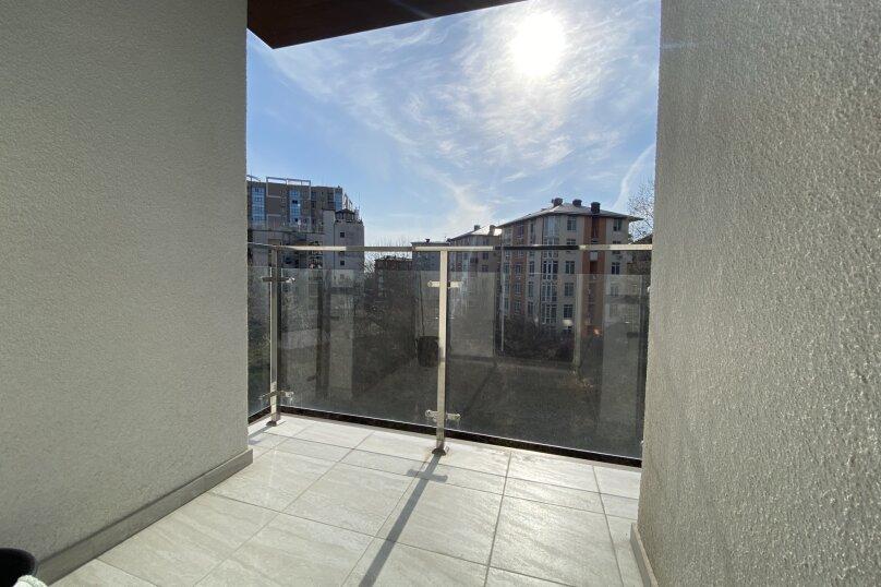 1-комн. квартира, 28 кв.м. на 4 человека, Полтавская улица, 54, Сочи - Фотография 7