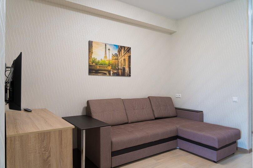 1-комн. квартира, 28 кв.м. на 4 человека, Полтавская улица, 54, Сочи - Фотография 4