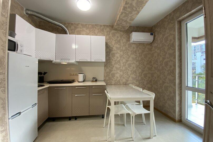 1-комн. квартира, 28 кв.м. на 4 человека, Полтавская улица, 54, Сочи - Фотография 5