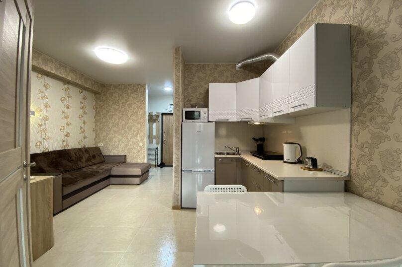 1-комн. квартира, 28 кв.м. на 4 человека, Полтавская улица, 54, Сочи - Фотография 6