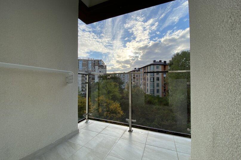 1-комн. квартира, 28 кв.м. на 4 человека, Полтавская улица, 54, Сочи - Фотография 8