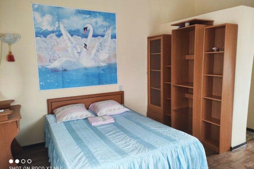 однокомнатный люкс на 4 чаловека, Новая улица, 31, Поповка - Фотография 1