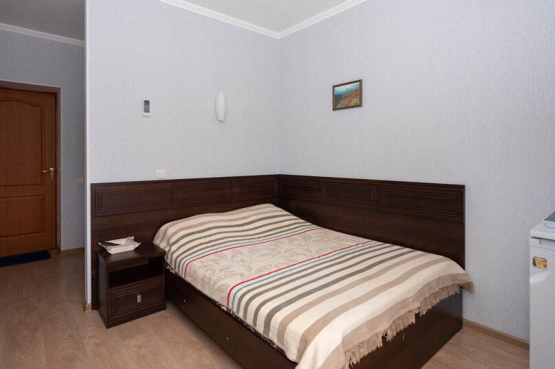 Комната с балконом для размещения 1го гостя , Калинина, 14а, Коктебель - Фотография 1