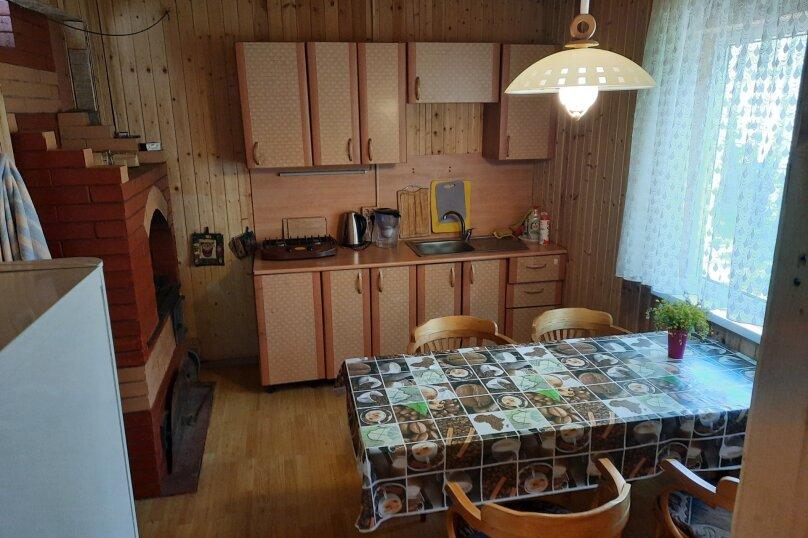 Дом в лесу ( 4 шт.) на берегу озера , деревня Стеклино, 36 на 4 номера - Фотография 45