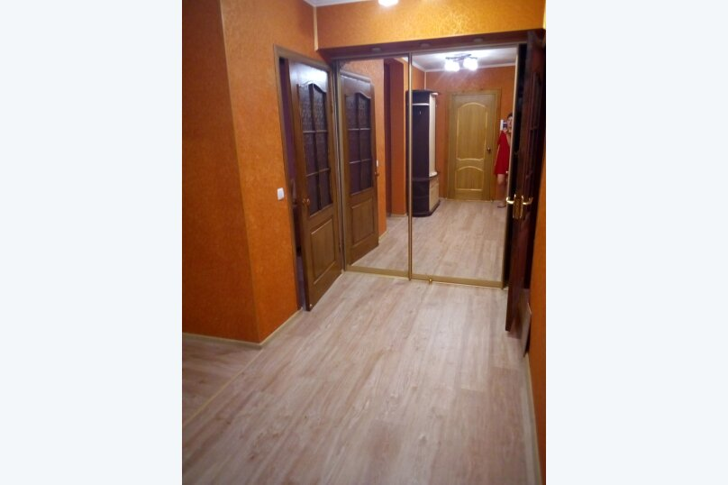 2-комн. квартира, 66 кв.м. на 5 человек, улица Гагарина, 25, поселок Приморский, Феодосия - Фотография 5