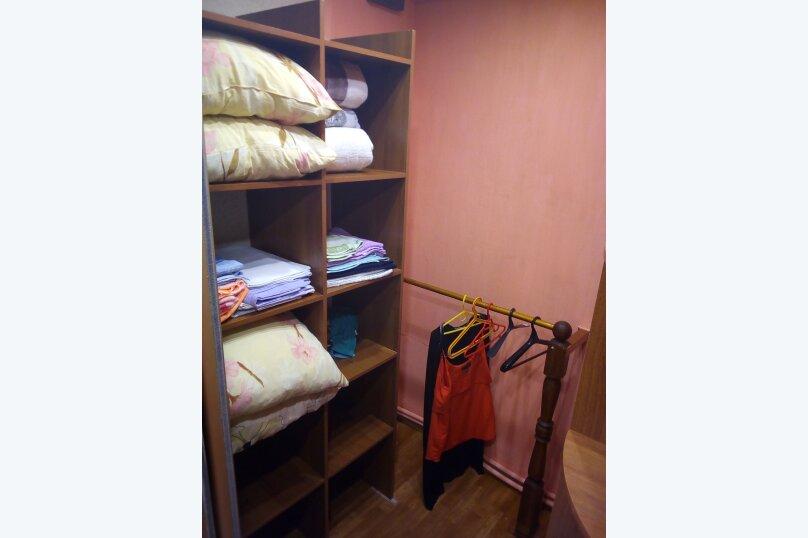 2-комн. квартира, 66 кв.м. на 5 человек, улица Гагарина, 25, поселок Приморский, Феодосия - Фотография 7