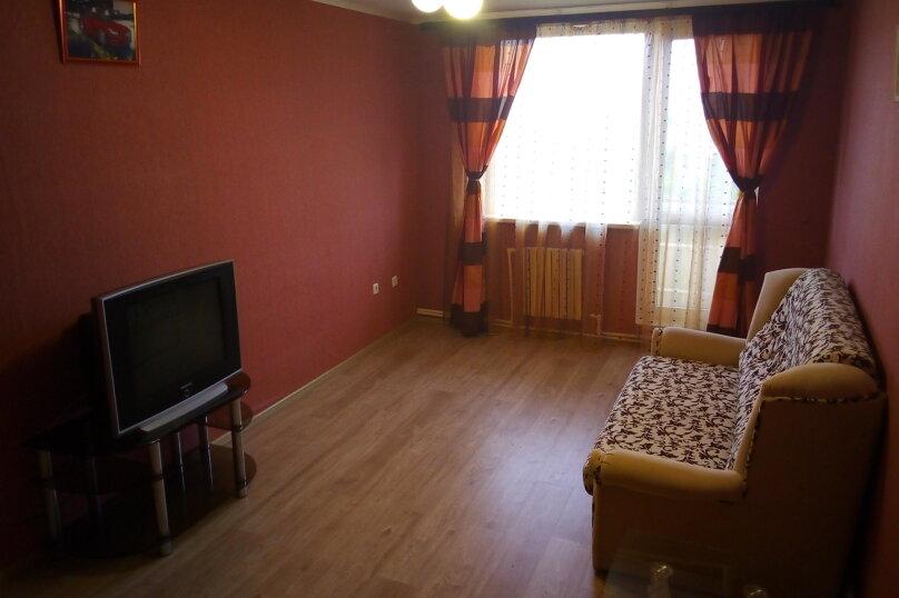 2-комн. квартира, 66 кв.м. на 5 человек, улица Гагарина, 25, поселок Приморский, Феодосия - Фотография 9