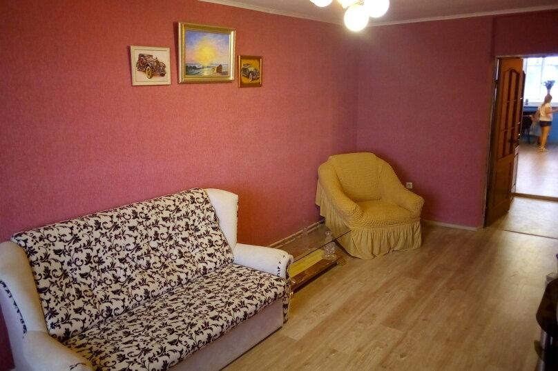 2-комн. квартира, 66 кв.м. на 5 человек, улица Гагарина, 25, поселок Приморский, Феодосия - Фотография 10