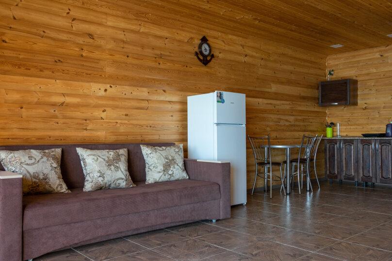 """Гостевой дом """"ЭЛЛИНГ"""", Феодосийский залив, причал 215 на 4 комнаты - Фотография 20"""