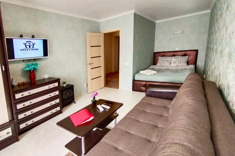 1-комн. квартира, 45 кв.м. на 4 человека, улица Верхняя Дуброва, 2Б, Владимир - Фотография 1