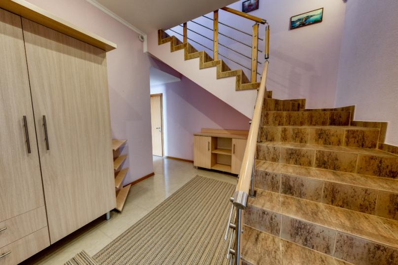 Гостевой Дом, 400 кв.м. на 9 человек, 4 спальни, улица Строителей, 11Ж, Гурзуф - Фотография 12