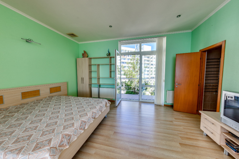 Гостевой Дом, 400 кв.м. на 9 человек, 4 спальни, улица Строителей, 11Ж, Гурзуф - Фотография 28