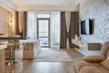 1-комн. квартира, 42 кв.м. на 4 человека, Парковая улица, 7, Севастополь - Фотография 1