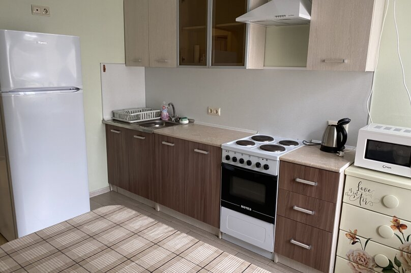 1-комн. квартира, 39 кв.м. на 4 человека, улица Лермонтова, 116, Анапа - Фотография 11