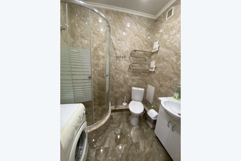 1-комн. квартира, 39 кв.м. на 4 человека, улица Лермонтова, 116, Анапа - Фотография 13