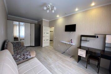 1-комн. квартира, 39 кв.м. на 4 человека, улица Лермонтова, 116, Анапа - Фотография 1