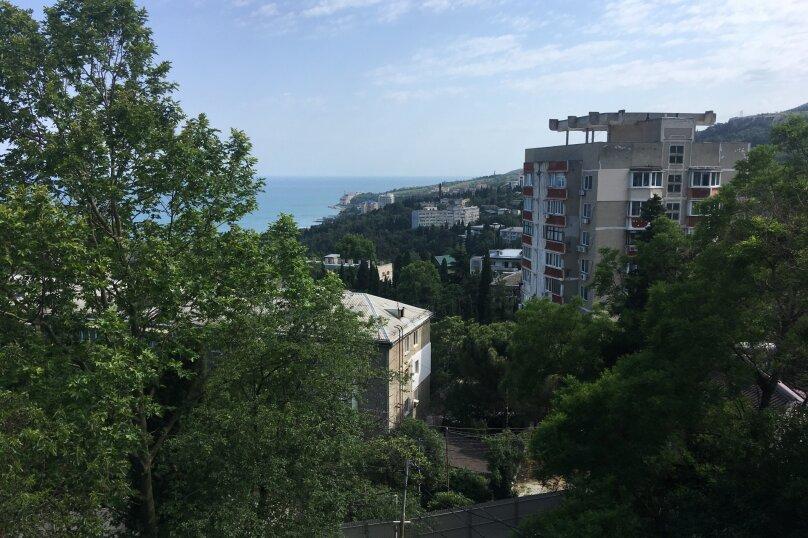 1-комн. квартира, 22.5 кв.м. на 2 человека, улица Соловьёва, 20, Гурзуф - Фотография 1