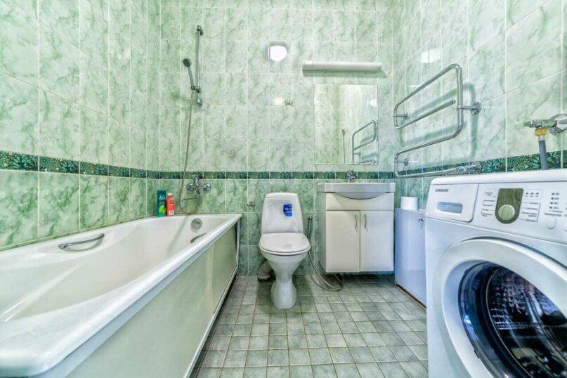 2-комн. квартира, 80 кв.м. на 6 человек, Сибгата Хакима , 60, Казань - Фотография 9