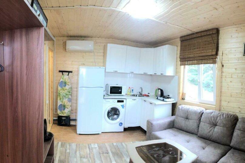 Дом, 36 кв.м. на 4 человека, 1 спальня, улица Сусловой, 7, Алушта - Фотография 2