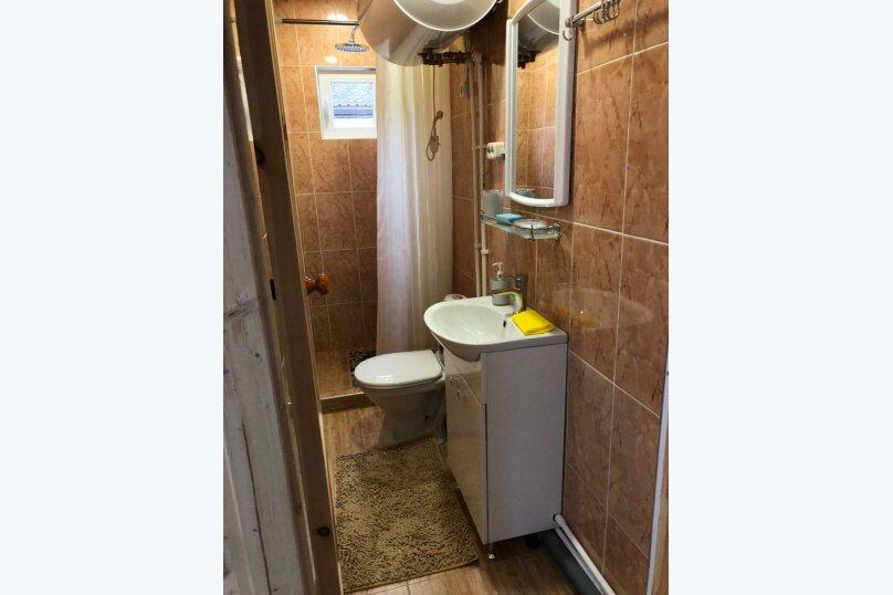 Дом, 36 кв.м. на 4 человека, 1 спальня, улица Сусловой, 7, Алушта - Фотография 4