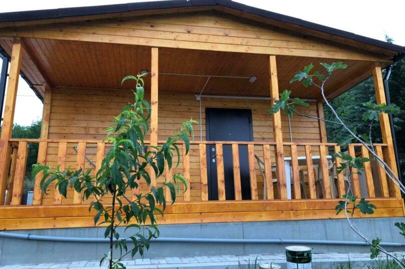 Дом, 36 кв.м. на 4 человека, 1 спальня, улица Сусловой, 7, Алушта - Фотография 1