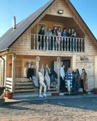 Дом, 100 кв.м. на 9 человек, 3 спальни, Родниковая улица, 7, село Хюмпеля, Сортавала - Фотография 1