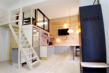 1-комн. квартира на 4 человека, улица Бабушкина, 57, Таганрог - Фотография 1