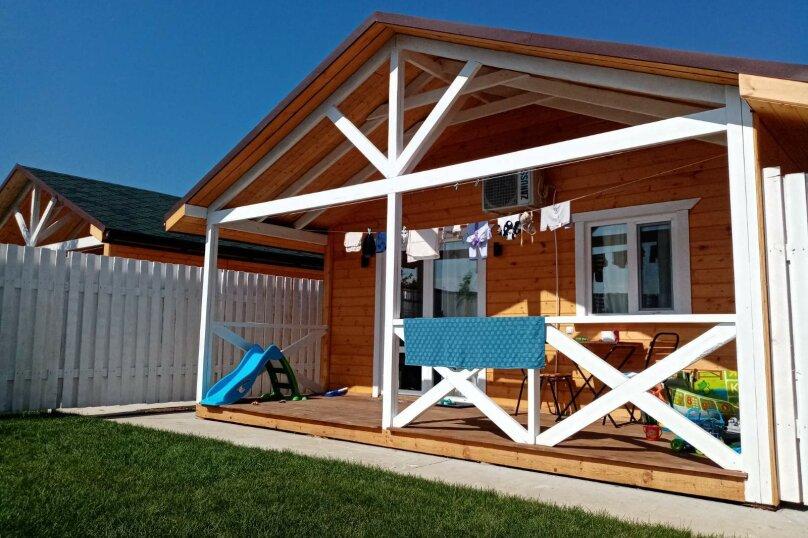 Деревянный дом с террасой, СНТ Приморье, Цветочная на 1 номер - Фотография 4
