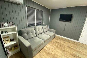 Дом, 30 кв.м. на 4 человека, 1 спальня, Виноградная улица, 60, Уютное - Фотография 1