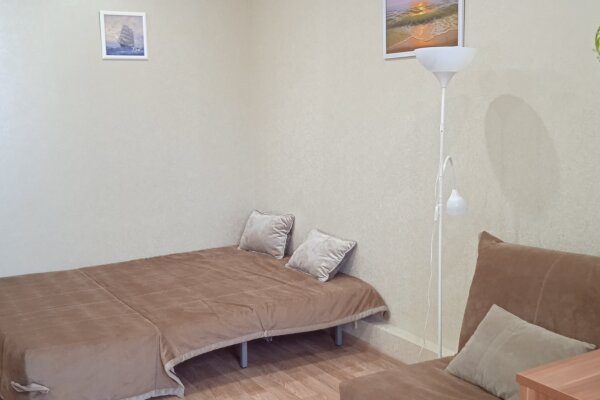 1-комн. квартира, 27 кв.м. на 3 человека, Владимирская улица, 114к1, Анапа - Фотография 1