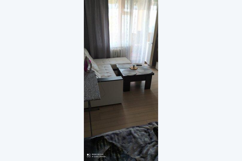 1-комн. квартира, 31 кв.м. на 3 человека, улица 60 лет СССР, 24, Гурзуф - Фотография 9