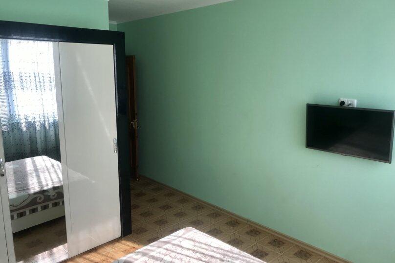 4-й этаж: 2-х местный номер с 1 кроватью и видом на море., Гагариной, 25/243, Утес - Фотография 3