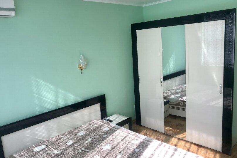 4-й этаж: 2-х местный номер с 1 кроватью и видом на море., Гагариной, 25/243, Утес - Фотография 4