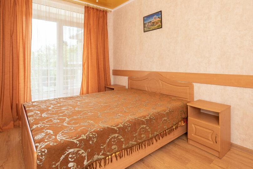 Номер стандарт двухкомнатный семейный корп.№1, улица Десантников, 3Б, Коктебель - Фотография 1