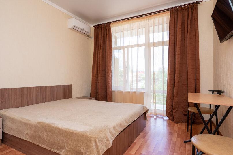 номер стандарт двухкомнатный корп.№2 (2-4 этаж), улица Десантников, 3Б, Коктебель - Фотография 1