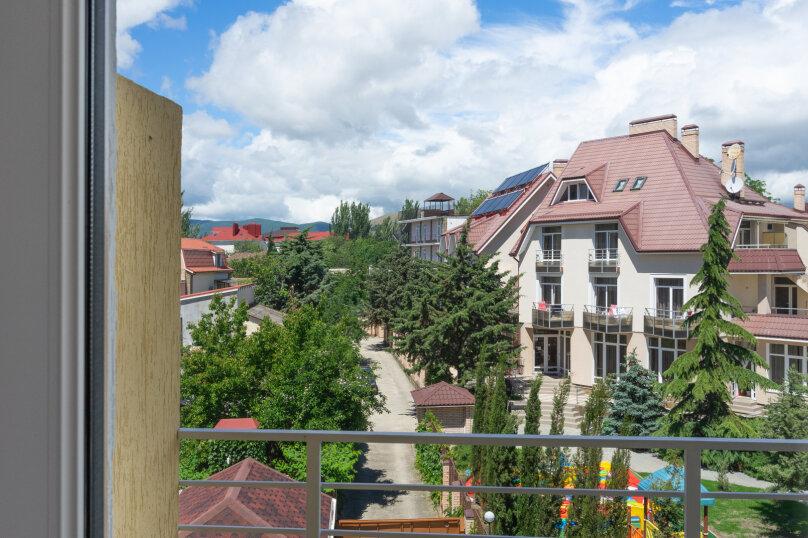 номер стандарт двухкомнатный корп.№2 (2-4 этаж), улица Десантников, 3Б, Коктебель - Фотография 5