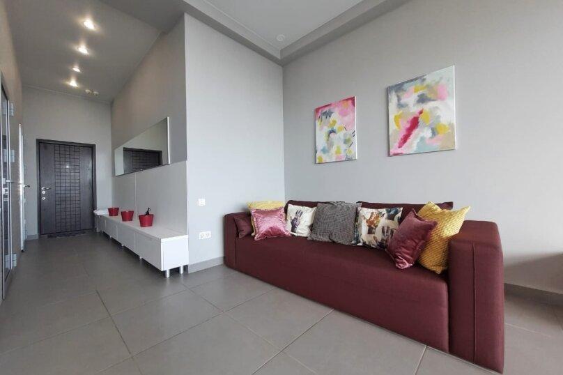 1-комн. квартира, 63 кв.м. на 4 человека, улица Карла Маркса, 18А, Ялта - Фотография 6