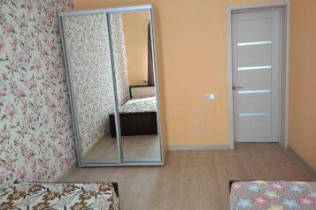 1й этаж в доме с отдельным входом, 85 кв.м. на 7 человек, 3 спальни, Судакская улица, 9, Алушта - Фотография 1