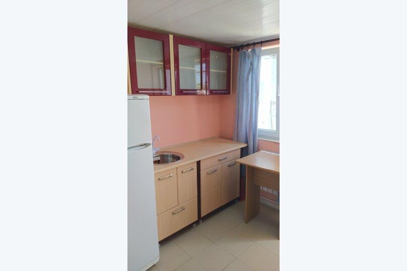 Уютный номер с удобствами и кухней, Юбилейная улица, 26, Заозерное - Фотография 2
